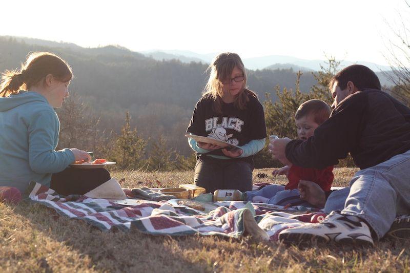 A picnic 2