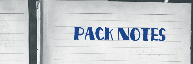 Pack-notes-banner
