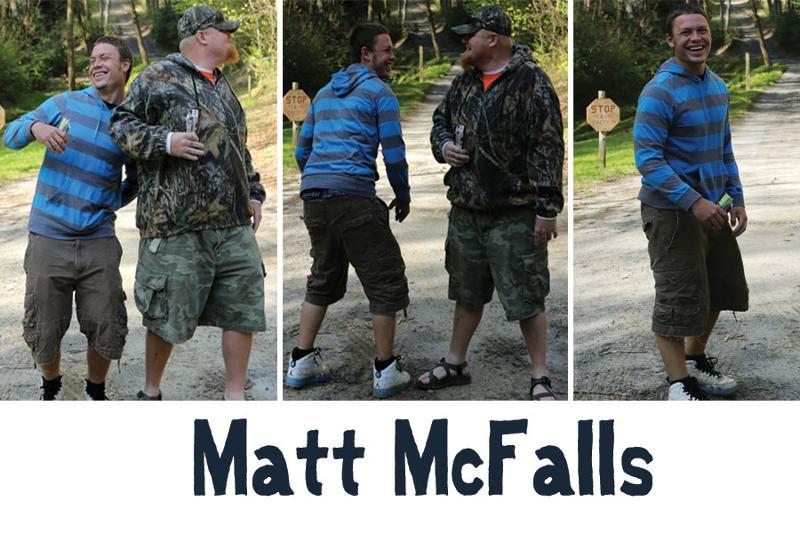 Authoring Matt McFalls