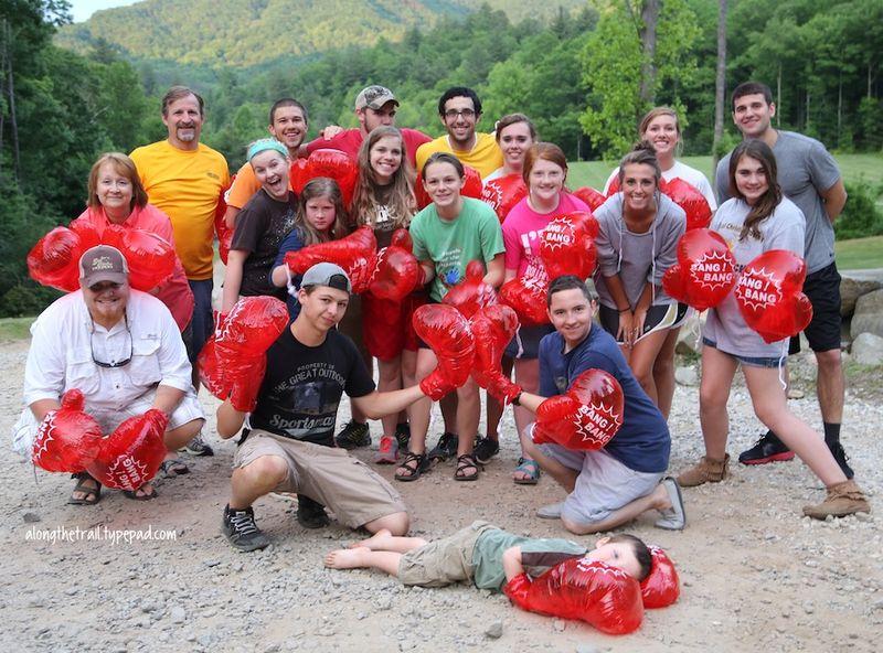 Whisper mountain summer staff 2013