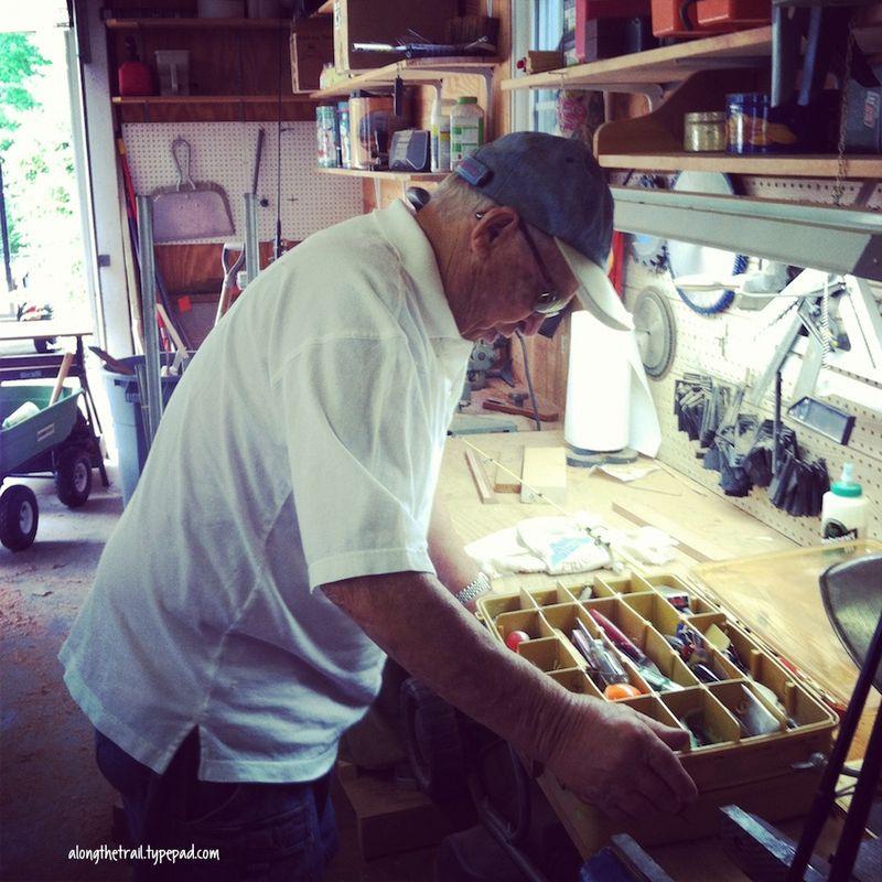Grampa workshop
