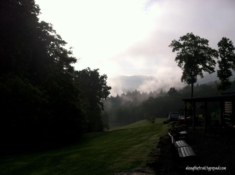 Whisper mountain rainy mtns