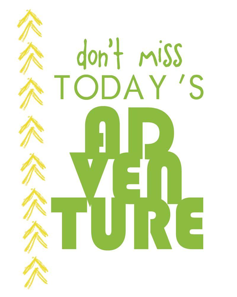Todays-adventure