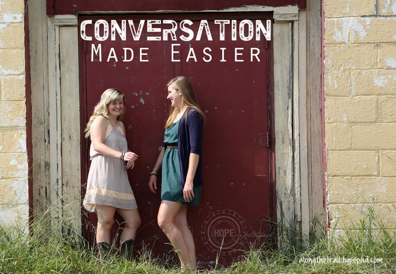 Conversation-Made-Easier