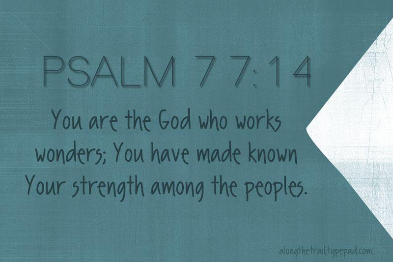 Ps-77.14-verse