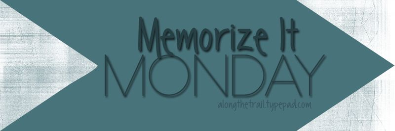 Slate-memorize-it-monday