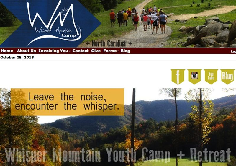 Escape the Noise at Whisper Mountain