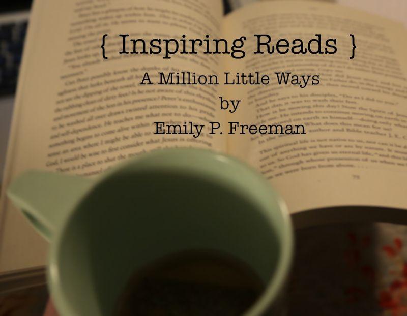 Inspiring Reads Freeman