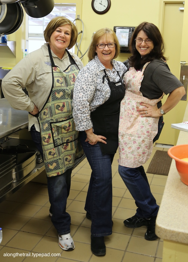 Whisper Mountain Kitchen Divas