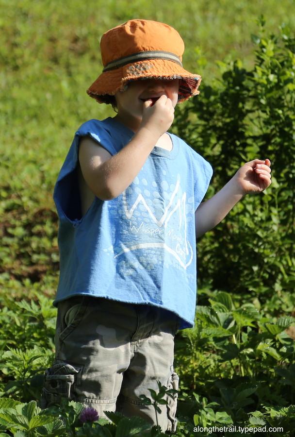 Garden Boy