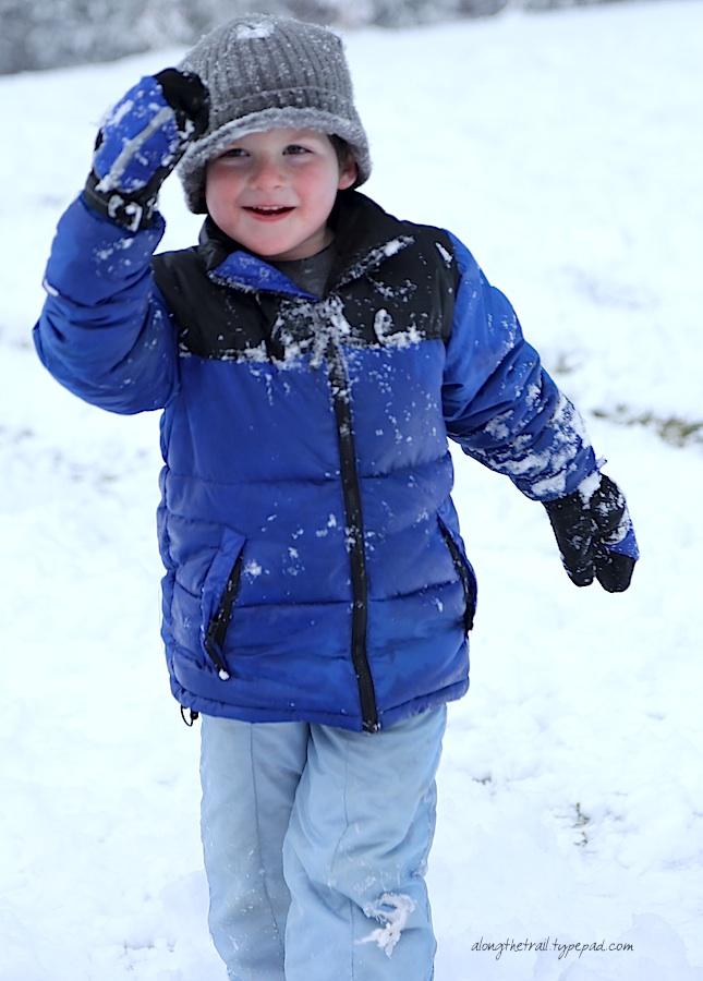 Show Love Snowy Smile