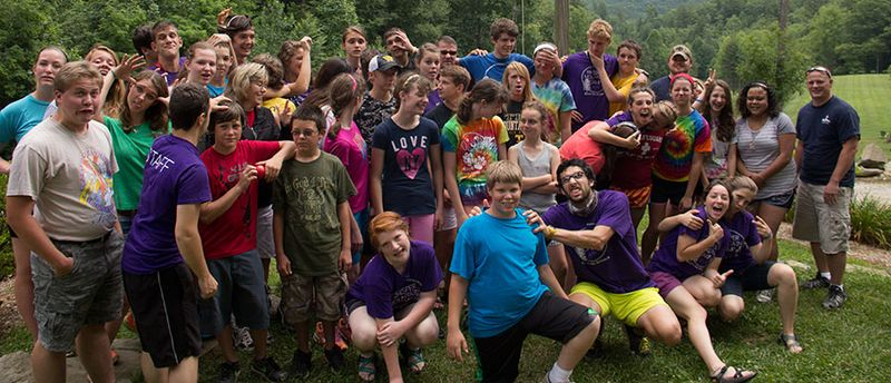 Crazy-Calvary-+-Crabtree-Groups-at-Whisper-Mountain-Camp