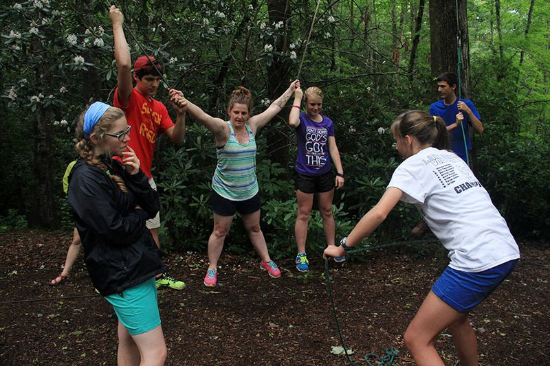 Locals-bold-springs-at-low-ropes-at-whisper-mountain-camp